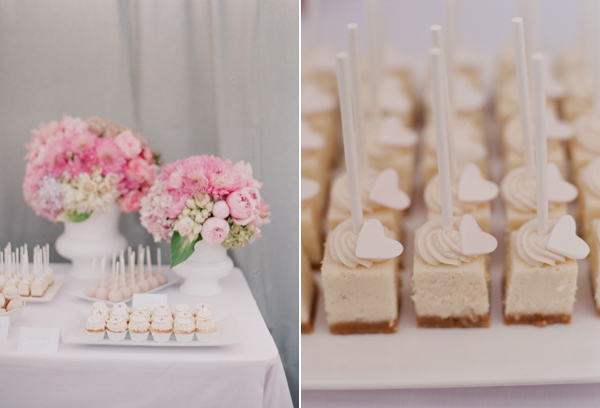 An elegant theme with a touch of whimsy